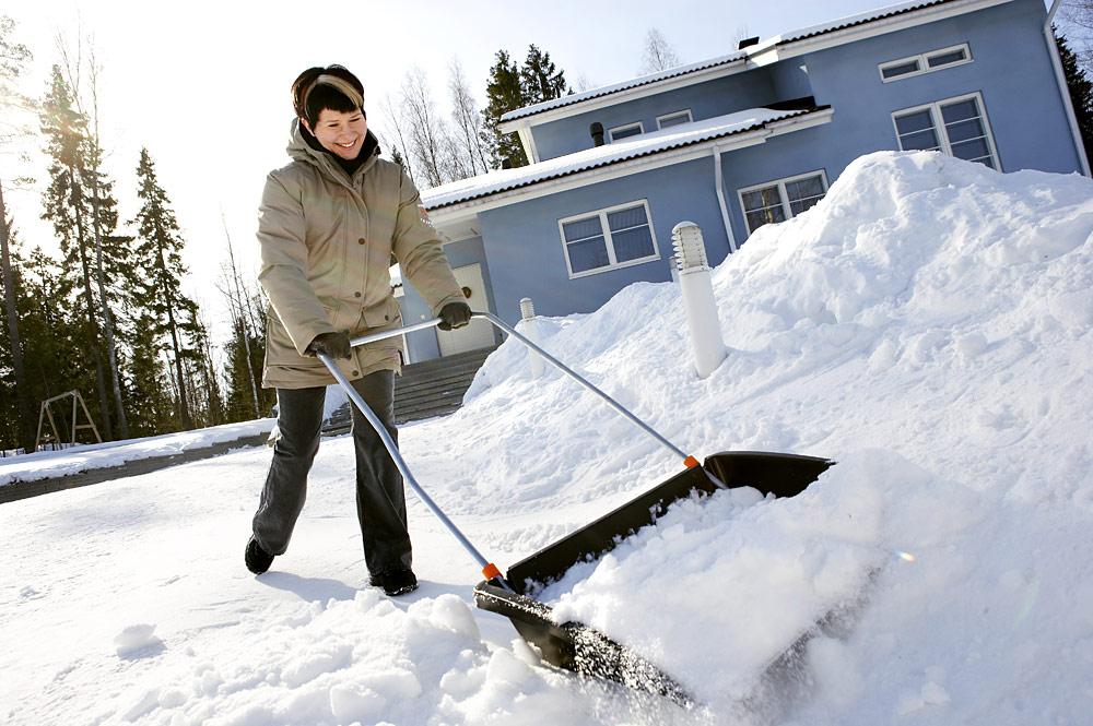 Требования к очистке крыши от снега