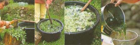 основные преимущества удобрений, приготовленных самостоятельно