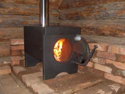 Как сделать отопление на даче своими руками, схема 53