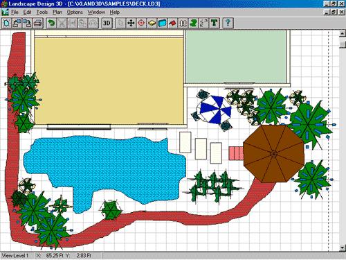 Программа expert landscape design 3d скачать бесплатно
