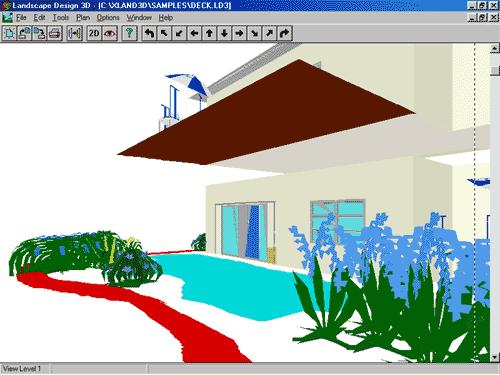 Программа Expert Landscape Design 3d Скачать Бесплатно - фото 2
