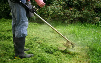 качественный триммер для травы