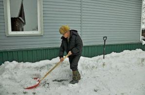 Техника для уборки снега омск