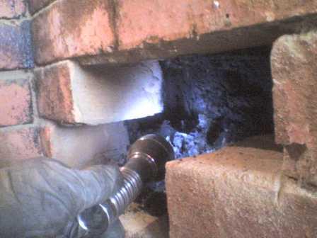 Очистка дымохода печи ремонт дымоходов в казани