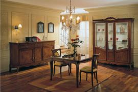 Деревянная мебель из Италии