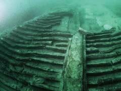 Французские археологи на дне бухты нашли древнеримский корабль