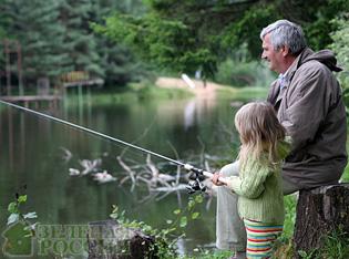 Удовольствие от рыбалки – это успокаивает нервы
