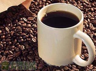 Звон в ушах, встречается реже среди женщин, которые пьют больше кофе