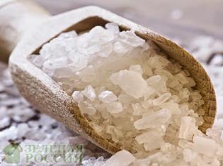 Стали известны новые интересные факты про морскую соль