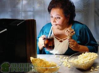 Просмотр драматических картин заставляет людей больше есть