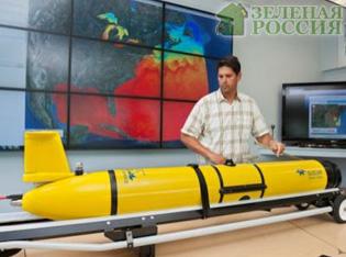 Инженеры разработали подводный робот-торпеда, который шпионит за акулами