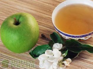 Ученые объяснили причину полезности зеленого чая и яблок