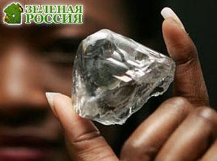 Ученым удалось рассмотреть вектор ударной волны в алмазе