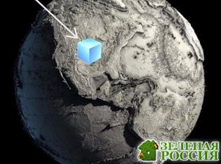Ученые создали модель нашей планеты без воды
