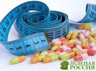 Японские ученые разрабатывают таблетки от ожирения