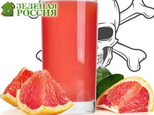 Учёные назвали сок, смертельно опасный для здоровья