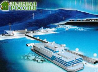 Китай начал строительство своей первой плавучей АЭС