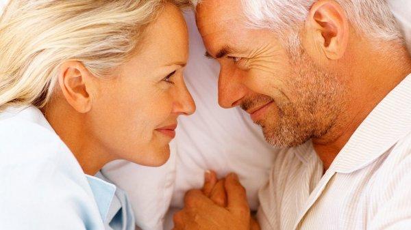 Учёные выяснили, что женская сексуальность сохраняется и после 70 лет