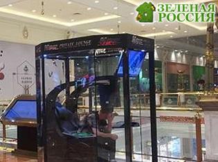 В китайском торговом центре появилась камера для хранения мужей