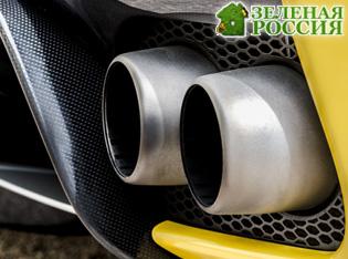 Автомобили являются причиной возникновения сложных загрязняющих частиц