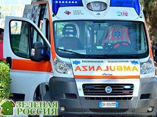 В Италии госпитализировали девушку, потеющую кровью
