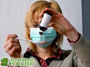 Специалисты: Вирус гриппа распространяется через дыхание