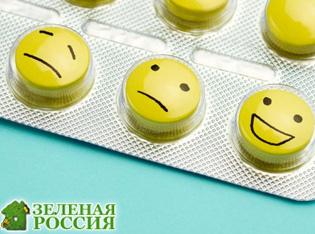 Антидепрессанты могут нивелировать индивидуальные особенности человека