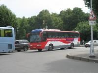 Заказ автобуса в Петербурге на пейнтбол