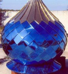 Применение стеклопластика в архитектуре