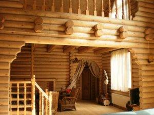 Особенности внешней отделки деревянного дачного дома