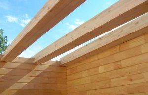 Устройство перекрытий при строительстве дачного дома