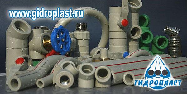 Для чего используются полипропиленовые трубы