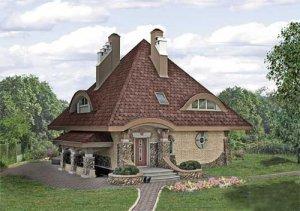 Особенности строения дачного дома
