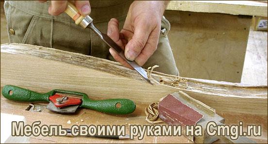 Как отреставрировать приклад своими руками