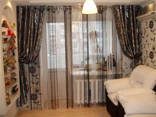 занавески фото шторы