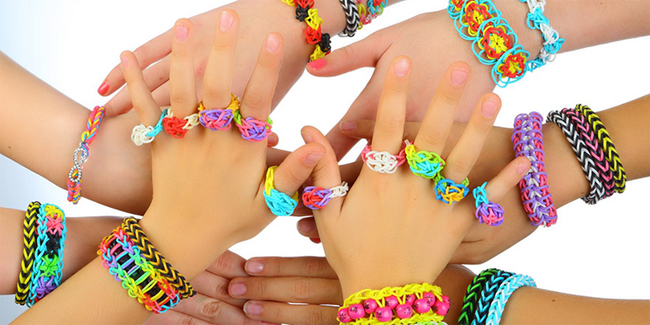 �������� �� ������� Loom Bands