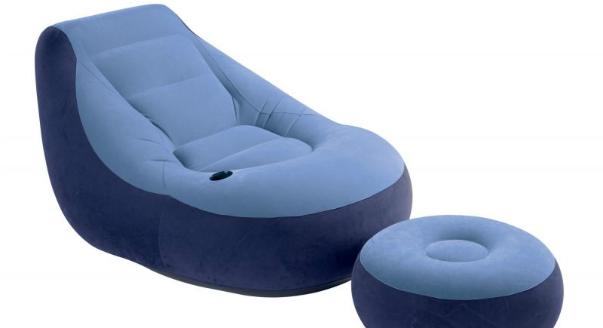 Надувная мебель — а стоит ли покупать