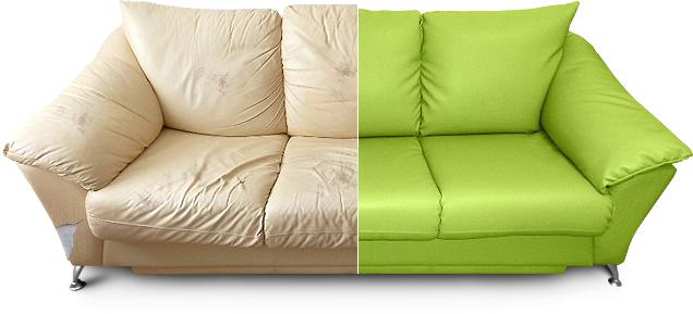 Перетяжка мебели с использованием экологически чистых материалов