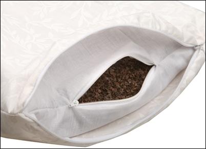 В чем преимущества экологически чистой подушки из гречневой шелухи