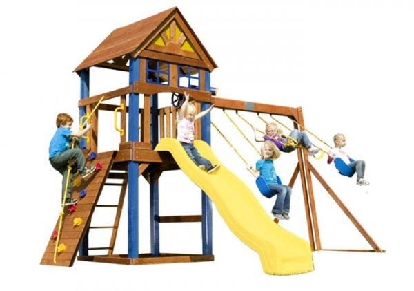 Советы по приобретению детской игровой площадки