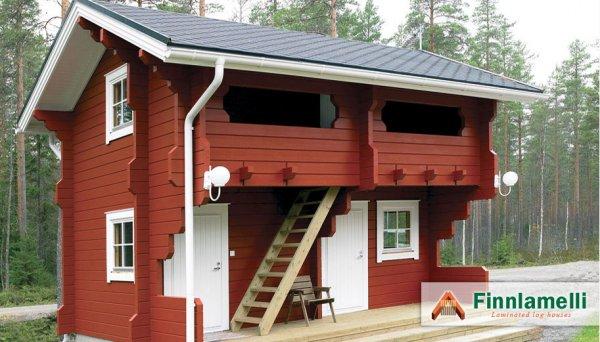Преимущества деревянной дачи?