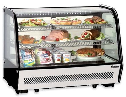 Как правильно выбирать настольные холодильные витрины