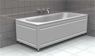 Из чего изготавливают ванны в квартиру или дом