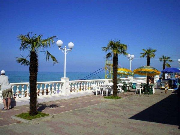 Экзотика на Черном море