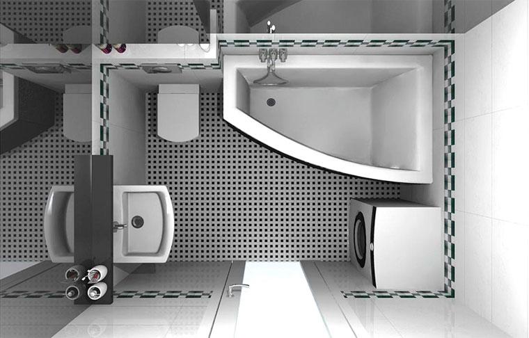 Дизайн кухни площадью 5 квм: 50 фото дизайна в хрущевке