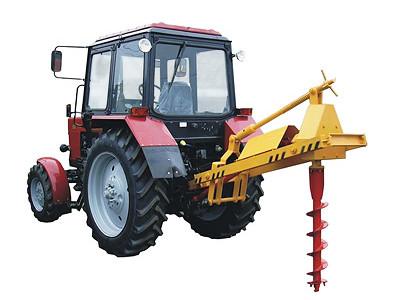 Улучшение обычного трактора